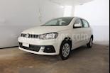 Foto venta Auto usado Volkswagen Gol Trendline (2018) color Blanco precio $174,000