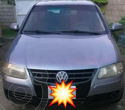 Volkswagen Gol 5 Ptas. Basic usado (2006) color Plata precio u$s2.400