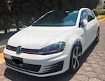 Foto venta Auto usado Volkswagen Golf GTI 2.0T DSG Piel (2017) color Blanco precio $358,000