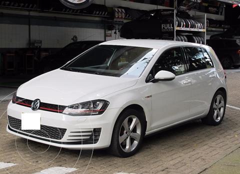 Volkswagen Golf GTI 2.0 TSI Aut usado (2015) color Blanco precio $12.000.000