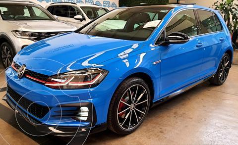 Volkswagen Golf GTI 2.0T Oettinger nuevo color Azul financiado en mensualidades(enganche $19,500 mensualidades desde $19,500)