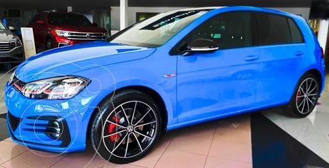Volkswagen Golf GTI 2.0T DSG nuevo color Azul precio $619,990