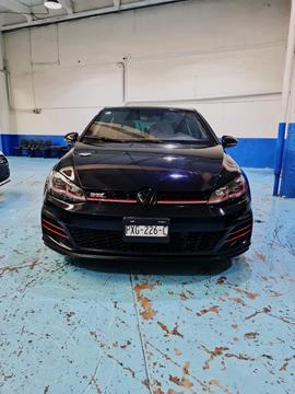 Volkswagen Golf GTI 2.0T DSG Navegacion Piel usado (2018) color Negro precio $950,000