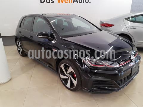 Volkswagen Golf GTI 2.0T DSG Piel usado (2019) color Negro Profundo precio $480,000