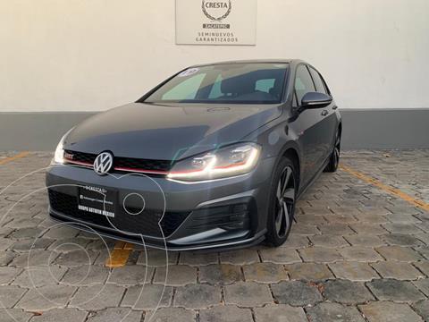 foto Volkswagen Golf GTI 2.0T DSG usado (2019) color Gris precio $469,900