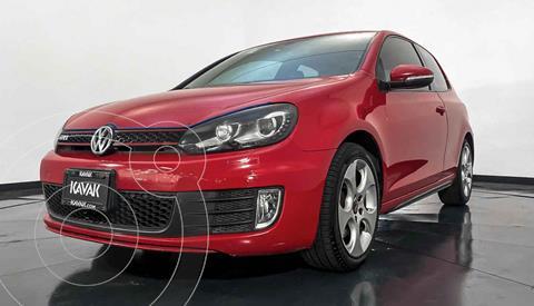 Volkswagen Golf GTI Version usado (2012) color Rojo precio $247,999