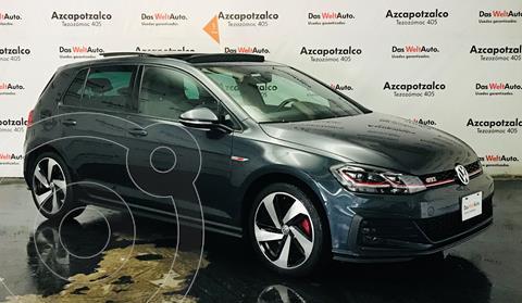 Volkswagen Golf GTI 2.0T DSG usado (2020) color Gris Carbono financiado en mensualidades(enganche $121,000 mensualidades desde $13,244)