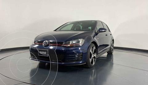 Volkswagen Golf GTI 2.0T usado (2013) color Azul precio $347,999