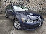 Foto venta Auto usado Volkswagen Golf Sportwagen Diesel DSG (2016) color Azul precio $285,000