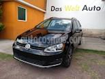 Foto venta Auto Seminuevo Volkswagen Golf Sportwagen Diesel DSG (2016) color Negro precio $295,000