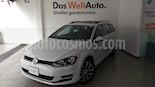 Foto venta Auto Seminuevo Volkswagen Golf Sportwagen Diesel DSG (2016) color Blanco Candy