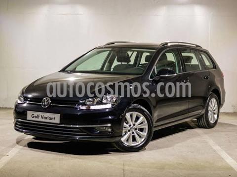 Volkswagen Golf Sportwagen Diesel DSG usado (2016) color Negro Onix precio $240,000