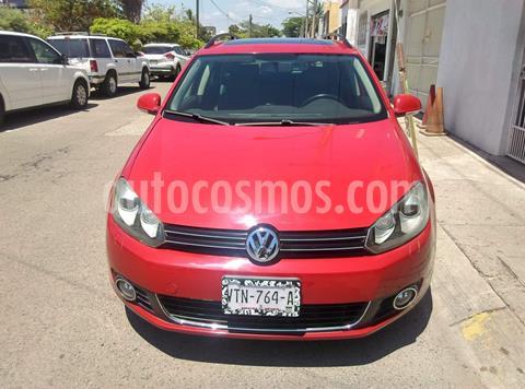 Volkswagen Golf Sportwagen 2.5L Tiptronic Piel usado (2010) color Rojo Salsa precio $110,000