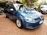 Foto venta Auto usado Volkswagen Golf Variant 1.4 TSI Comfortline (2015) color Azul precio $729.990