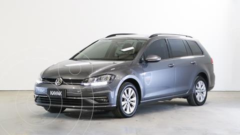 Volkswagen Golf Variant 1.6 FSI Trendline usado (2018) color Gris precio $2.000.000
