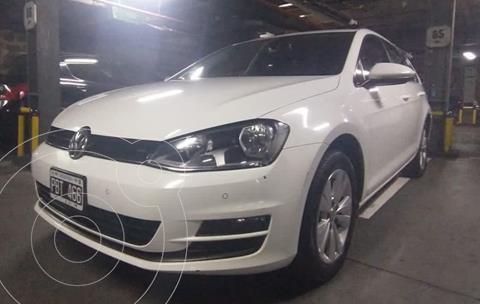 Volkswagen Golf Variant 1.4 TSI Comfortline usado (2015) color Blanco precio $1.950.000