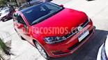 Foto venta Auto usado Volkswagen Golf 5P 1.4 Highline DSG (2017) color Rojo precio $450.000