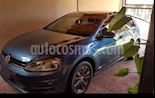 Foto venta Auto usado Volkswagen Golf 5P 1.4 TSi Comfortline DSG (2015) color Celeste precio $658.000