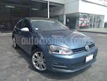 Foto venta Auto usado Volkswagen Golf 5p Style L4/1.4/T Man (2017) color Azul precio $268,000