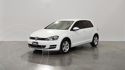 Volkswagen Golf 5P 1.6 TSi Trendline usado (2015) color Blanco precio $1.740.000