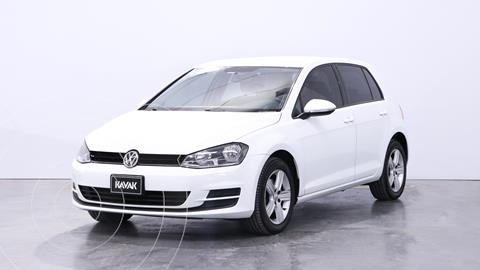 Volkswagen Golf 5P 1.6 TSi Trendline usado (2015) color Blanco precio $1.700.000