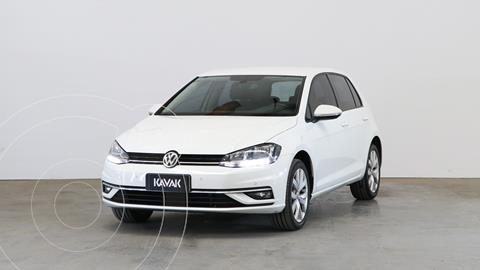 Volkswagen Golf 5P 1.4 TSi Comfortline DSG usado (2018) color Blanco precio $2.840.000