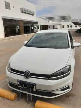 Volkswagen Golf 5P 1.4 TSi Comfortline DSG usado (2019) color Blanco precio $3.100.000