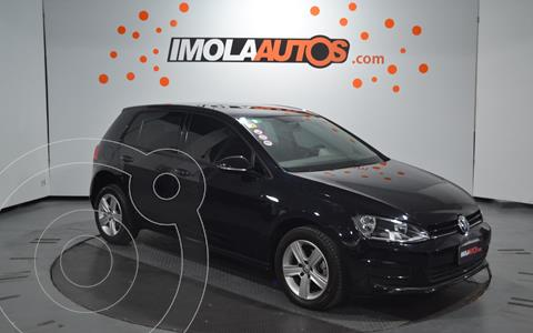 Volkswagen Golf 5P 1.6 TSi Trendline usado (2015) color Negro precio $1.800.000
