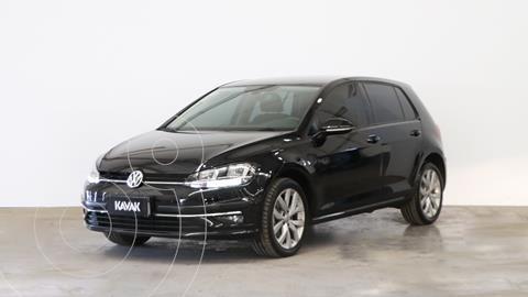 Volkswagen Golf 5P 1.4 TSi Comfortline usado (2018) color Negro precio $2.990.000