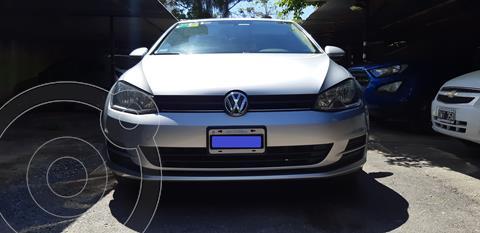 Volkswagen Golf 5P 1.6 TSi Trendline usado (2015) color Gris precio $1.500.000