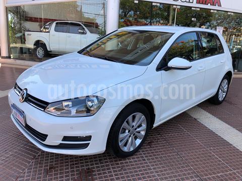 Volkswagen Golf 5P 1.4 TSi Comfortline DSG usado (2016) color Blanco precio $2.190.000