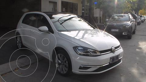 Volkswagen Golf 5P 1.4 TSi  Highline DSG usado (2020) color Blanco precio $3.999.900