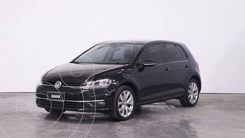 Volkswagen Golf 5P 1.4 TSi Comfortline DSG usado (2019) color Negro Profundo precio $3.760.000