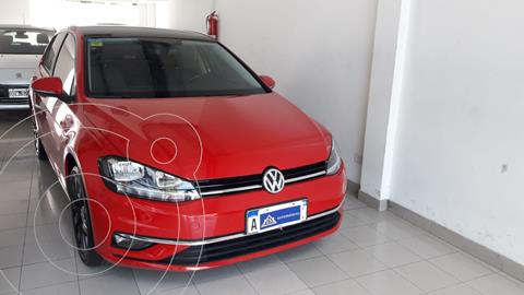 Volkswagen Golf 5P 1.4 TSi Comfortline usado (2018) color Rojo Tornado financiado en cuotas(anticipo $1.700.000)