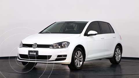 Volkswagen Golf 5P 1.4 TSi Comfortline DSG usado (2015) color Blanco precio $2.370.000