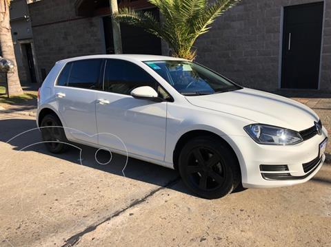Volkswagen Golf 5P 1.6 TSi Trendline usado (2017) color Blanco precio $1.750.000