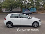 Volkswagen Golf 5P 1.4 TSi Highline DSG usado (2018) color Blanco precio $3.100.000