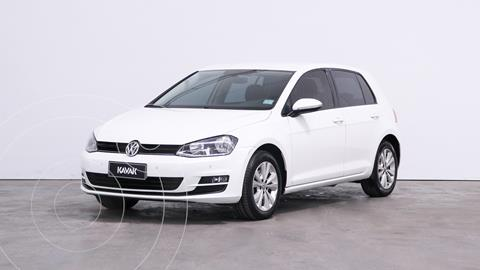 Volkswagen Golf 5P 1.4 TSi Comfortline usado (2017) color Blanco precio $2.830.000