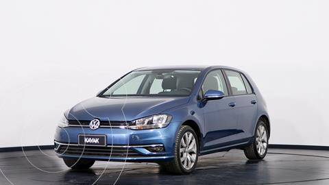 Volkswagen Golf 5P 1.4 TSi Comfortline DSG usado (2019) color Azul Seda precio $3.620.000