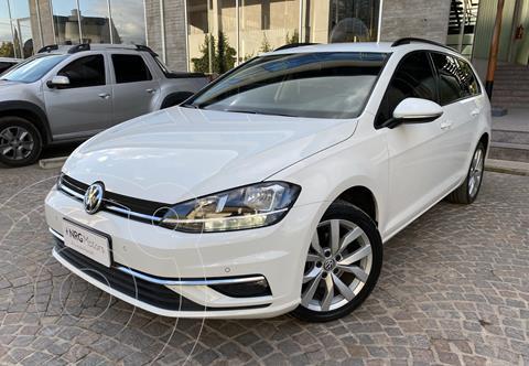 Volkswagen Golf GOLF VII 1.4 TSI VARIANT COMFOR usado (2019) color Blanco precio $3.600.000