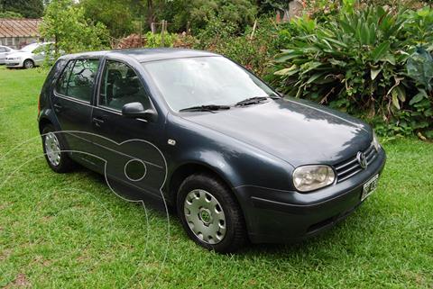 Volkswagen Golf 5P 1.6 Format usado (2001) color Gris precio $500.000