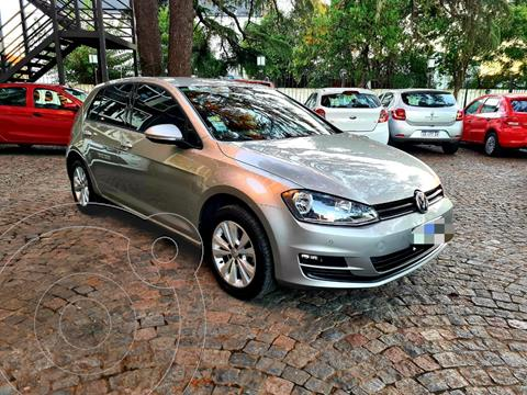 Volkswagen Golf 5P 1.4 TSi Comfortline usado (2017) color Gris financiado en cuotas(anticipo $1.550.000)
