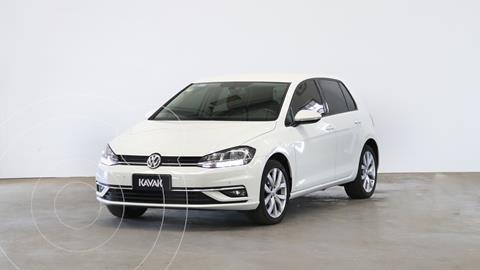 Volkswagen Golf 5P 1.4 TSi Comfortline usado (2018) color Blanco precio $2.830.000