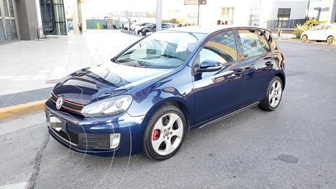 Volkswagen Golf GOLF 2.0T GTI TSI usado (2012) color Azul Petroleo precio u$s16.500