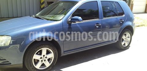 foto Volkswagen Golf 5P 1.6 Advance usado (2009) color Azul Petróleo precio $640.000