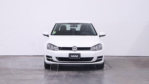 Volkswagen Golf 5P 1.6 TSi Trendline usado (2015) color Blanco precio $1.710.000