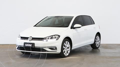 Volkswagen Golf 5P 1.4 TSi Comfortline DSG usado (2019) color Blanco precio $3.880.000