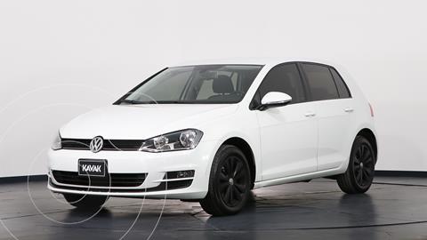 Volkswagen Golf 5P 1.4 TSi Comfortline DSG usado (2015) color Blanco precio $2.220.000