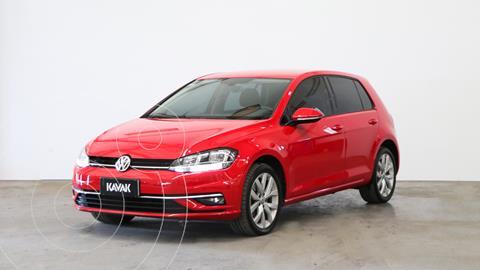 Volkswagen Golf 5P 1.4 TSi Comfortline DSG usado (2019) color Rojo Tornado precio $3.840.000