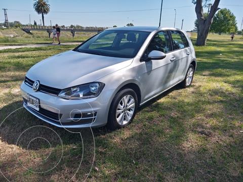Volkswagen Golf 5P 1.4 TSi Comfortline usado (2015) color Gris precio $2.450.000